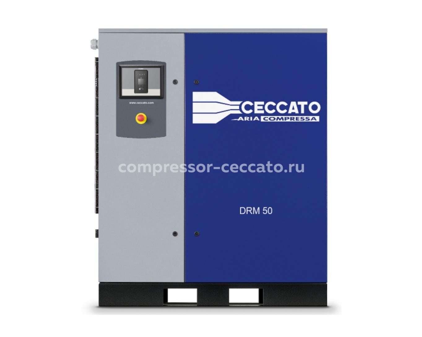 Винтовой компрессор Ceccato DRM 40/8,5